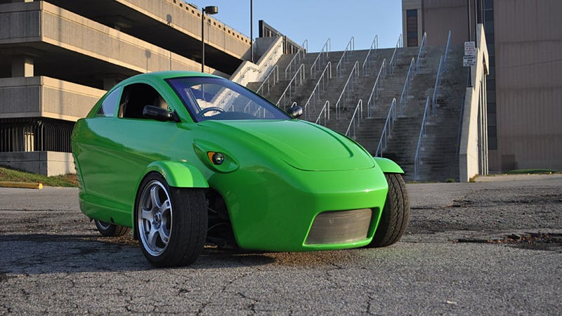 Illustration for article titled This Startup Will Buy An Old GM Plant In Louisiana, But Is Their Car Real Or Vaporware?
