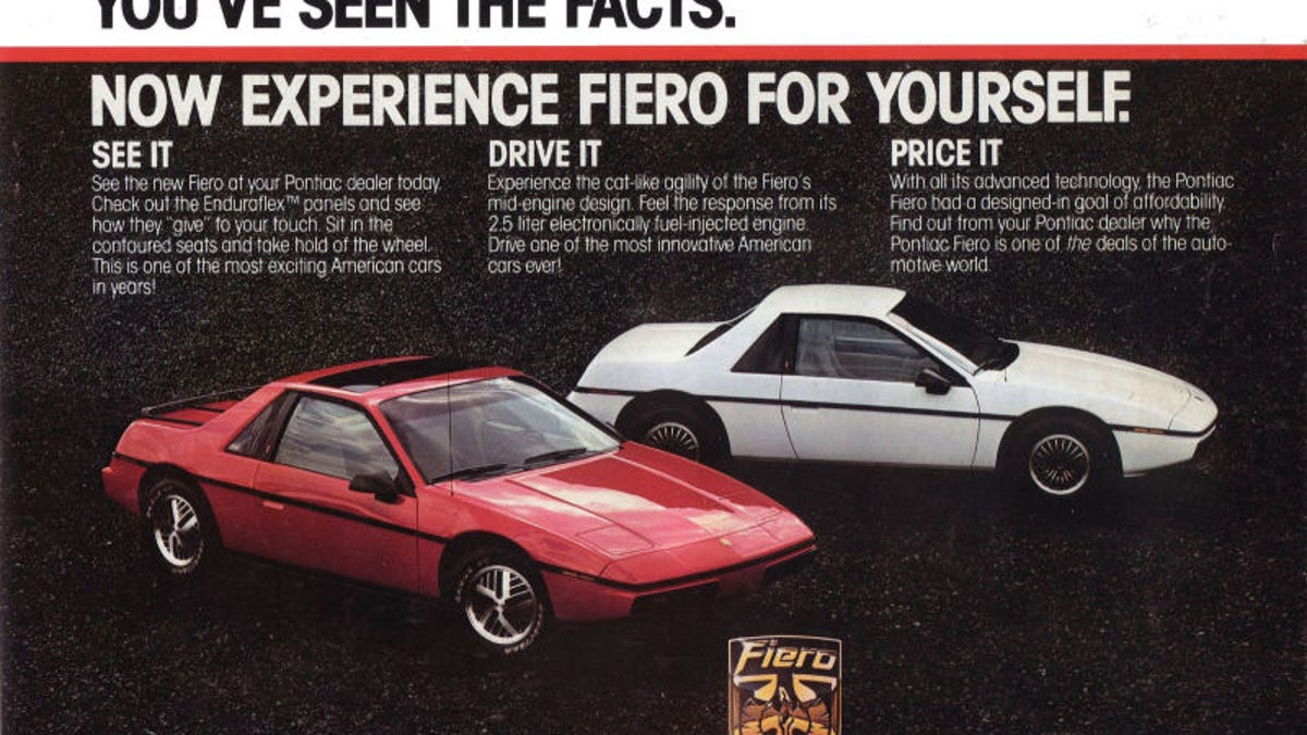 Pontiac Fiero The Definitive History Iron Duke Engine Gm Performance Parts