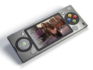 Illustration for article titled Portable XBox 360/Zune Phone Fantasy is Exactly What Microsoft Should Make