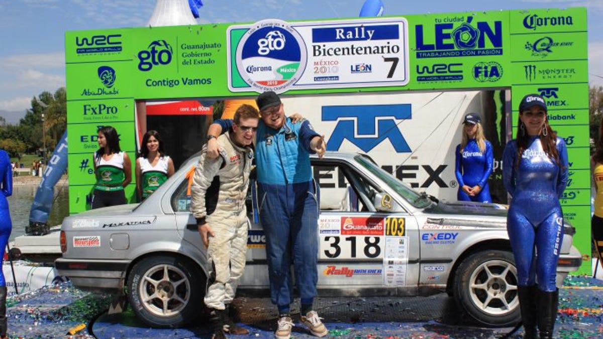 I Co-Drove The $500 Craigslist Rally Car