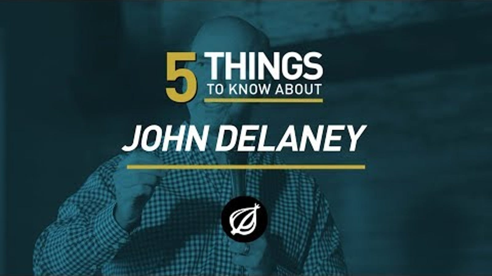 5 Things To Know About John Delaney