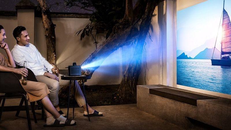 Anker Nebula Mars II proyector portátil | $440 | Amazon | Usa el código NEWMARS2Foto: Amazon
