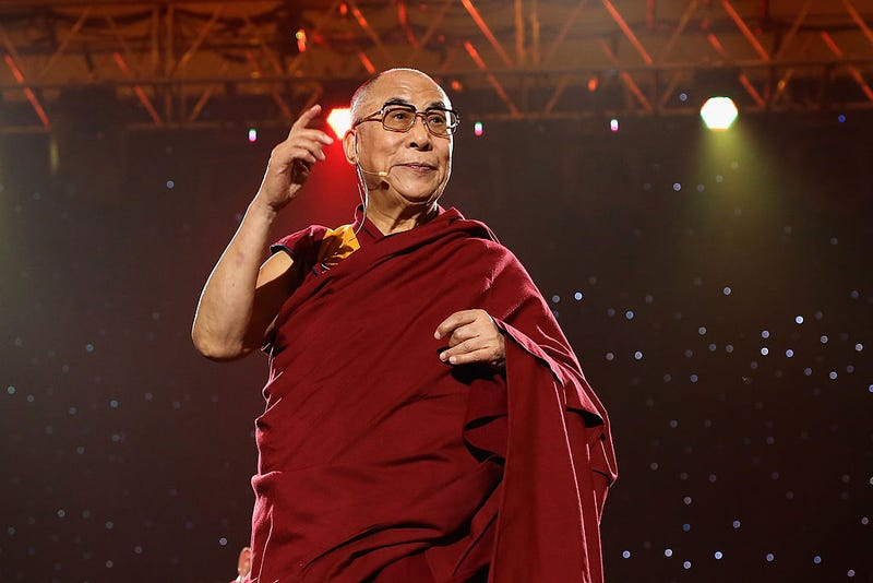 The Dalai Lama Still Thinks a Woman Successor Would Need to Be Hot