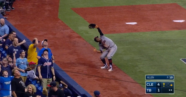 Francisco Lindor Won't Let The Rays' Catwalks Get Him Down