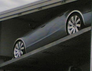 Illustration for article titled Spy Photos: Secret Alfa Romeo Concept for Geneva?