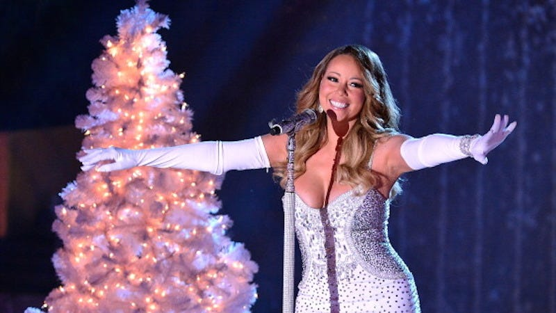 Illustration for article titled Mariah Carey No Longer Claims The Most-Played Christmas Song in Retail