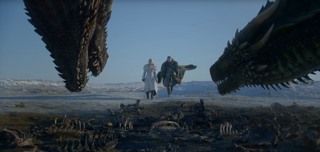 The Game of Thrones Final Season Trailer Is Preparing Us for a Lot of Death