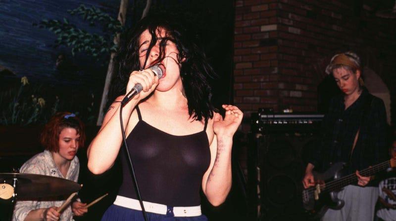 Bikini Kill in 1994