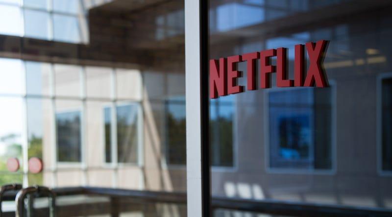 Oficinas de Netflix en Beverly Hills. Imagen: Netflix.
