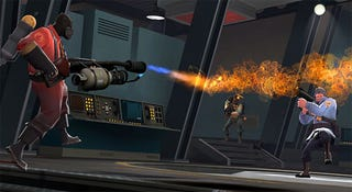 Illustration for article titled Today's Team Fortress 2 Xbox 360 Update Is Not The One You're Looking For