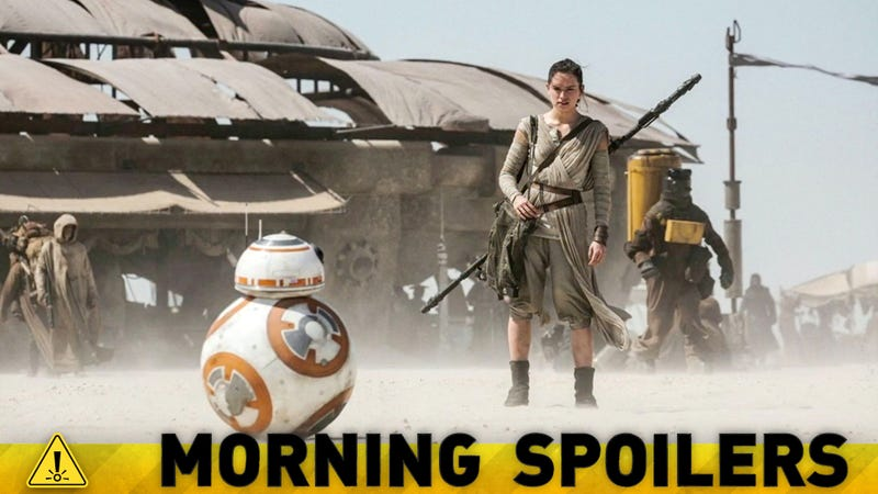 Illustration for article titled This Star Wars Casting News Changes Everything. Plus ANOTHER Wild Spider-Man Rumor!