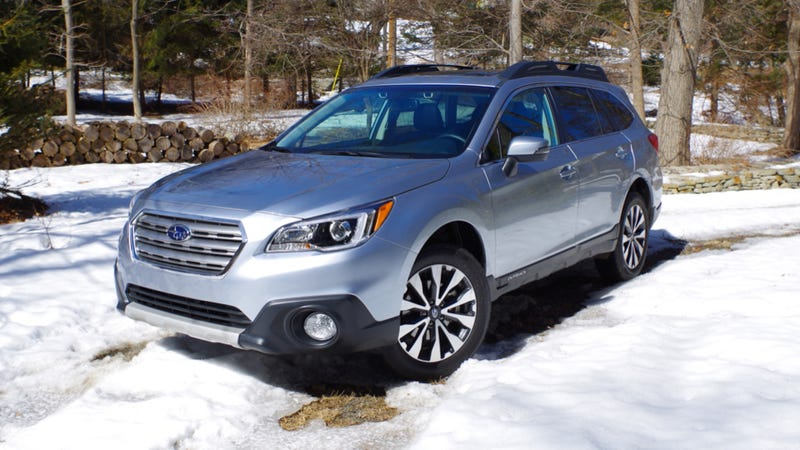 Illustration for article titled What Do You Want To Know About The 2015 Subaru Outback?
