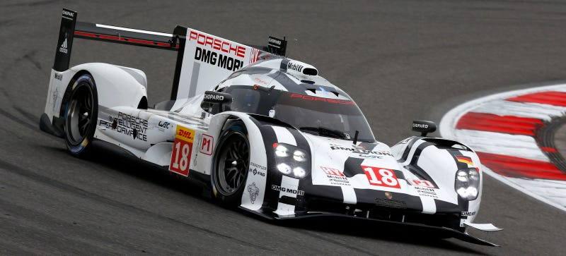 Illustration for article titled Porsche Takes Pole At Everybody's Home Race, The 6 Hours Of Nürburgring
