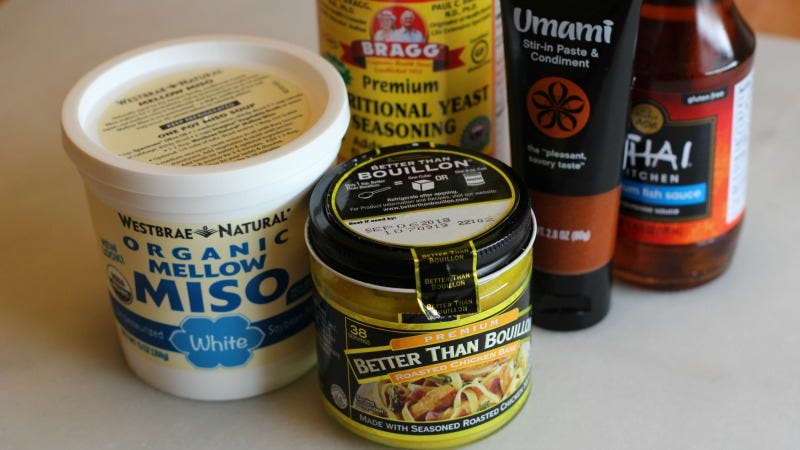 Five Umami Bombs You Should Always Have Stocked In Your Kitchen