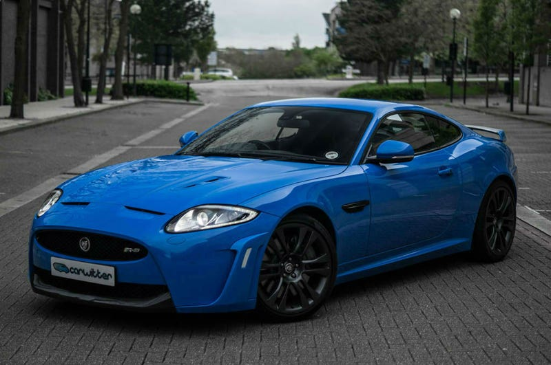Ilration For Article Led Jaguar Xkr S Review A Dying Breed