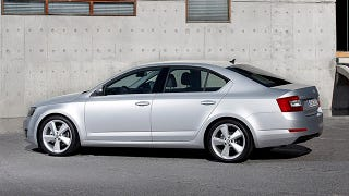 Illustration for article titled The New Škoda Octavia Is An Old Audi We Can't Buy