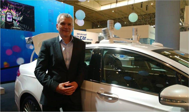 """Illustration for article titled Paul Mascarenas: """"los coches autónomos son la tecnología del futuro"""""""