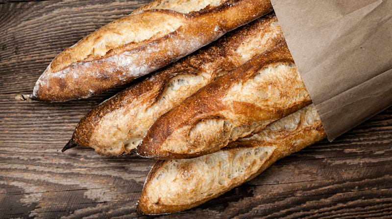 Last Call: Let's make baguettes at home