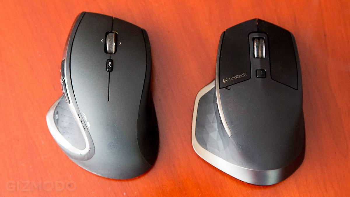 Logitech MX Master Review: The Best Mouse Got Better