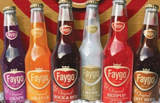 Illustration for article titled Faygo Flavors, Ranked