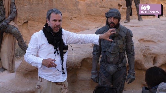Denis Villeneuve Explains Why Dune Had to Be Filmed in the Real World