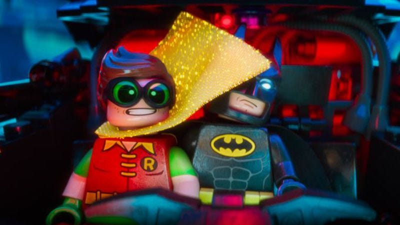 The Lego Batman Movie (Image: Warner Bros.)