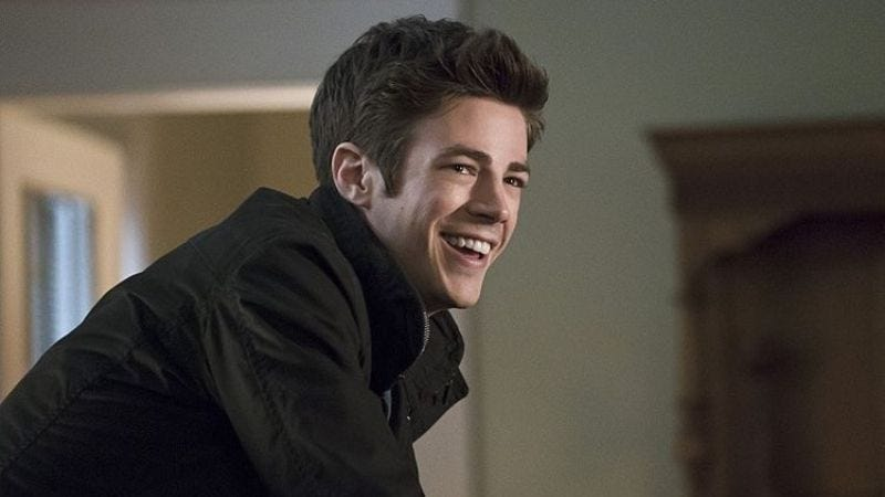 Photo: Grant Gustin (The CW)