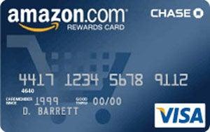 amazon mastercard credit card login