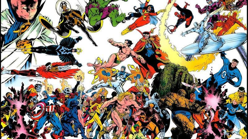 Illustration for article titled The Marvel Universe as we know it is coming to an end