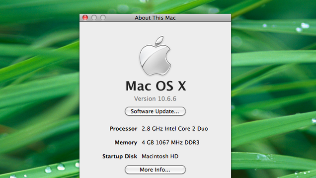 Mac Os X 10.6 4 Update Download