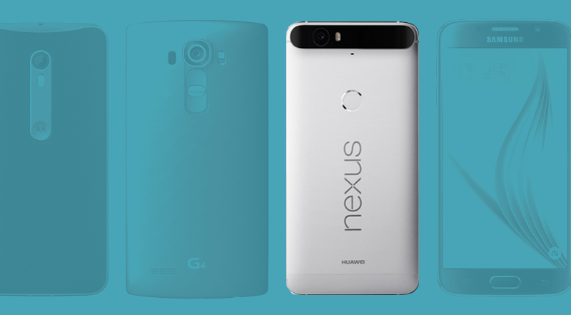 How the Nexus 5X and 6P Stack Up Against the Android Competition
