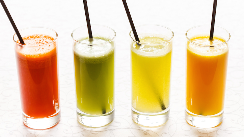 Illustration for article titled Juicing Doesn't Do Anything About Your 'Toxins'