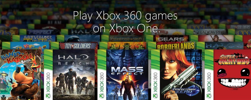 Illustration for article titled We Asked Publishers Which 360 Games They'll Make Playable On Xbox One