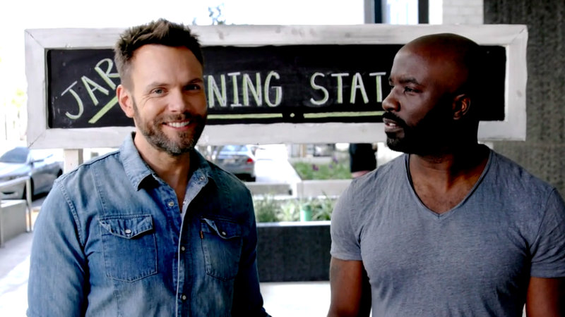 Netflix's The Joel McHale Show With Joel McHale brings back just the right vehicle—for Joel McHale