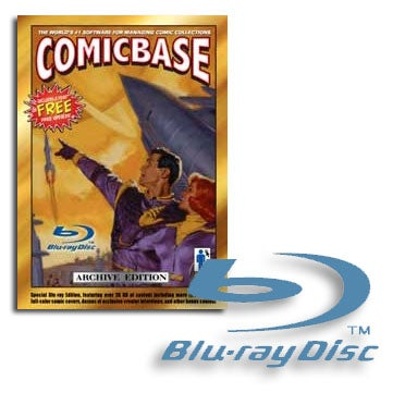 Illustration for article titled ComicBase 11: First Blu-ray Software