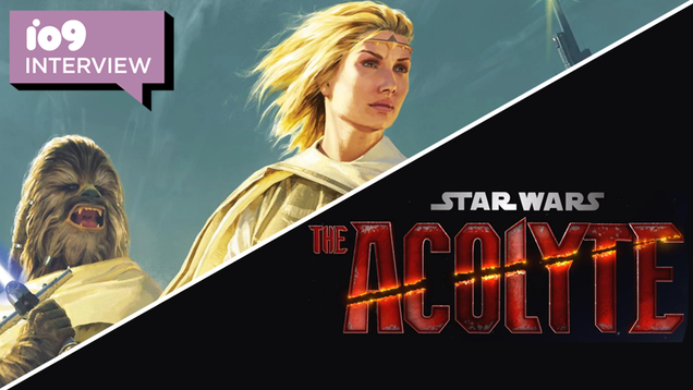 <div></noscript>Star Wars: The High Republic's Team on The Acolyte's Reveal</div>