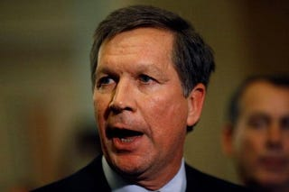 Ohio Gov. John Kasich (Getty)