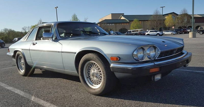 For 4800 Could This 1990 Jaguar XJS With A Chevy V8 Be The