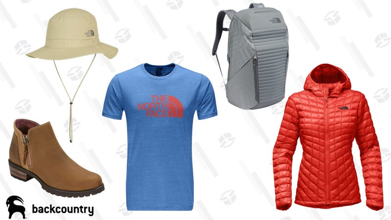 Up to 30% off The North Face | Backcountry