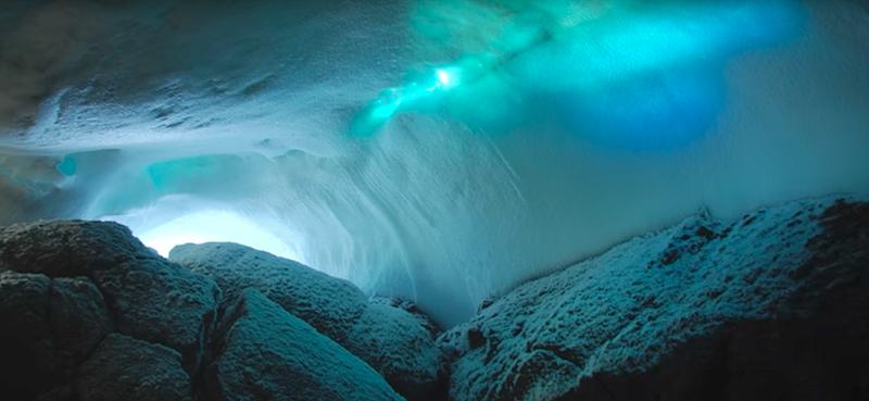 Resultado de imagen de ADN en las cuevas de la Antártida