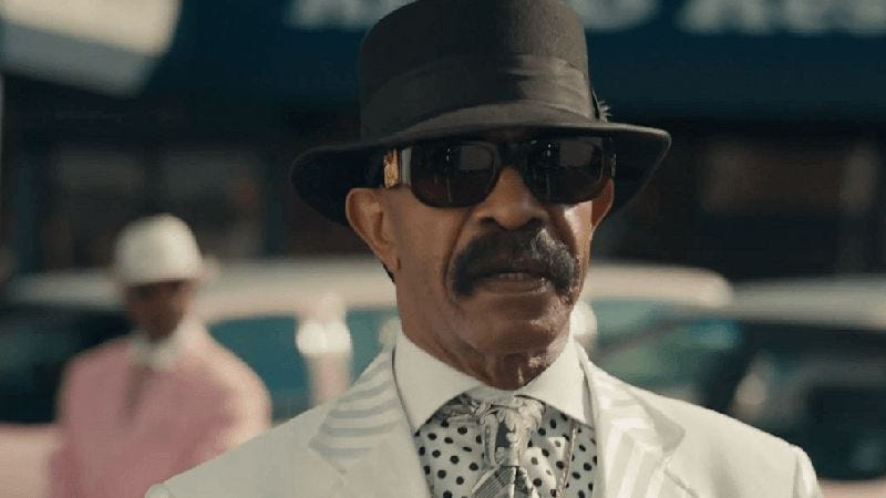 Illustration for article titled Drake's dad has a music video—hey everyone, come listen to Drake's dad