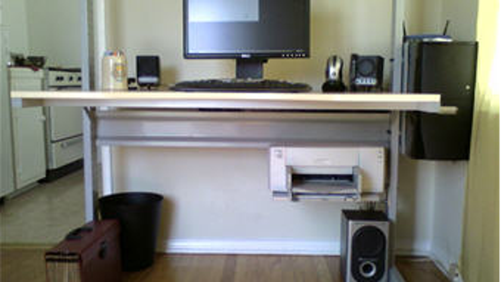 Set Up A Healthy Usable Workspace