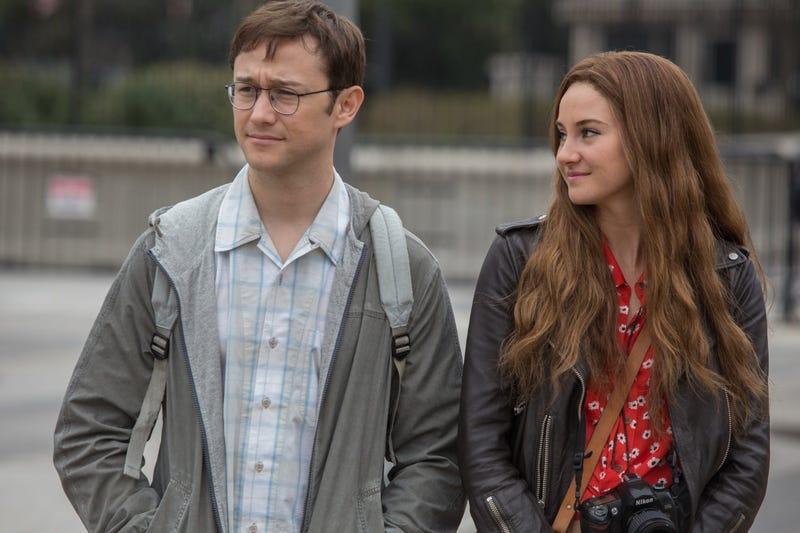 Image: Snowden, Open Road Films
