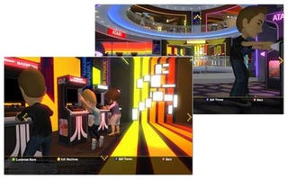 Illustration for article titled Xbox 360 May Get Its Own Avatar Arcade