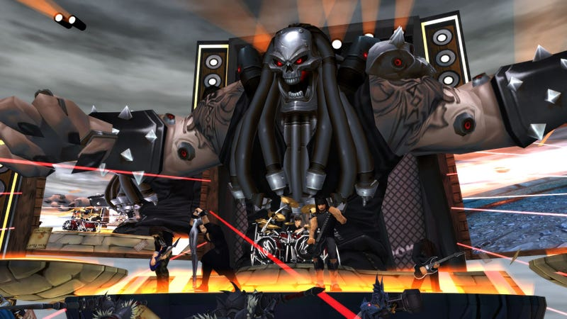 Illustration for article titled I Watched Korn Play A Concert In An MMORPG And It Was Surprisingly Great