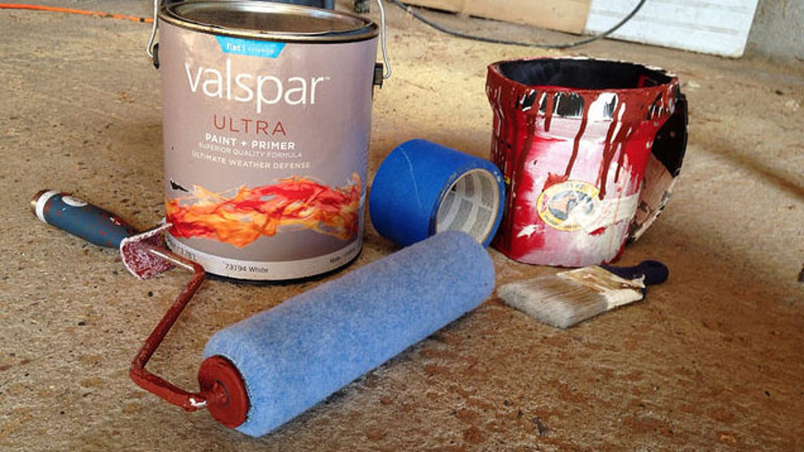 Five Tips to Make Painting Your Walls Easier