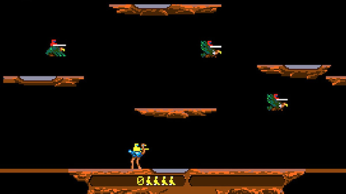 Play These Retro Video Games With Your Kid