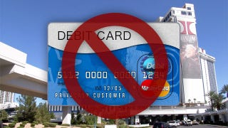 Illustration for article titled Why You Shouldn't Use a Debit Card When Paying for a Hotel or Rental Car