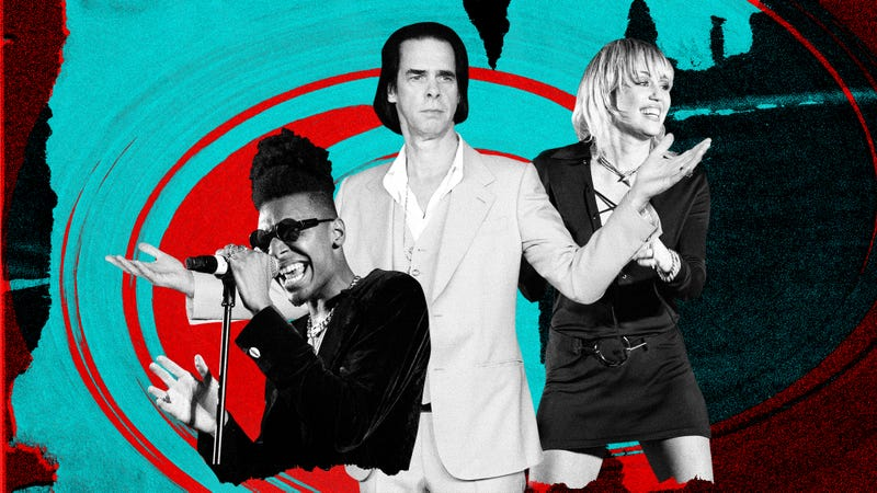Nick Cave, Miley Cyrus, and 21 more albums we can't wait to hear in November