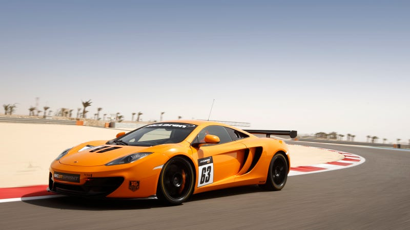 Illustration for article titled McLaren GT Reveals More Details About The Track-Bred 12C Sprint